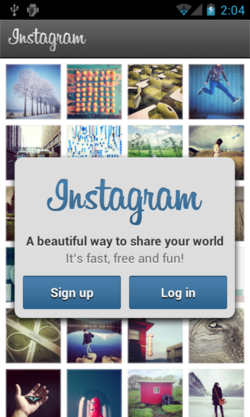 Instagram Android 01