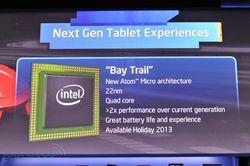 Intel Atom Bay Trail
