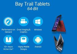 Intel Atom Bay Trail