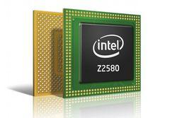Intel Atom Z2580 logo