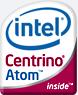 Intel Centrino Atom logo