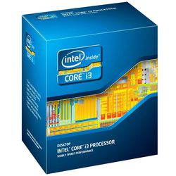 Intel Core i3 box