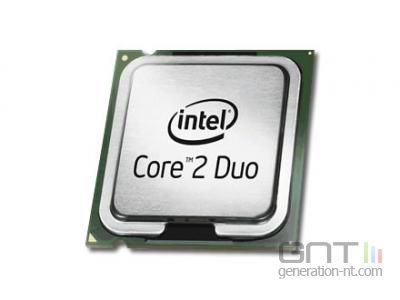 intel core2duo i1