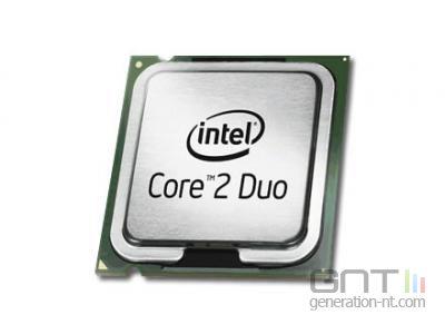 intel core2duo i1