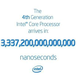 Intel Haswell date officielle