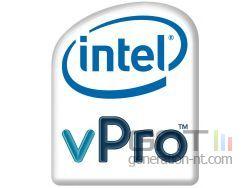 Intel logo vpro small