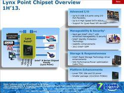 Intel Lynx Point 2