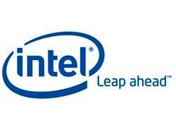 Intel nouveau logo 2006