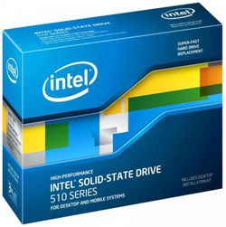Intel SSD 510 Series boîte