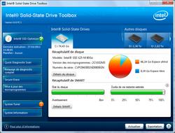 Intel SSD Toolbox 3.0 - 1