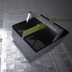 Intel Tri Gate logo pro