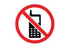 Interdiction mobile logo