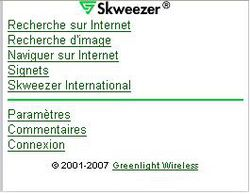Interface skweezer
