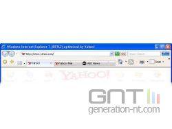 Internet explorer 7 beta 2 yahoo small