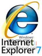 Internet explorer 7 rc1 146x195