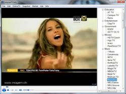 InternetTV screen1