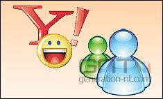 Interoperabilite yahoo windows live messenger