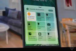 iOS 10 Home ecran verrouillage