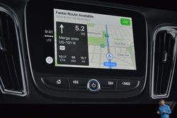 iOS 10 Maps CarPlay