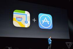iOS 10 Maps developpeurs