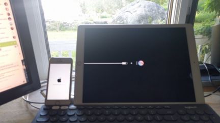 iOS 10 problème installation