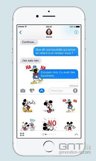 iOS 10 stickers