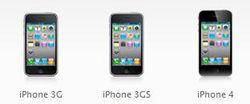 iOS 4 iPhone