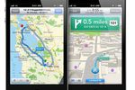 iOS 6 navigation GPS