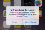 iOS-alerte-app-logo
