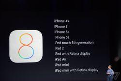 iOS compatibilité