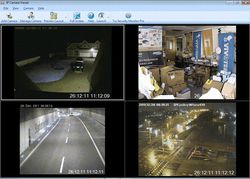 IP Camera Viewer screen2