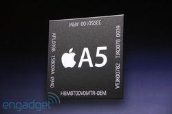 iPad 2 A5