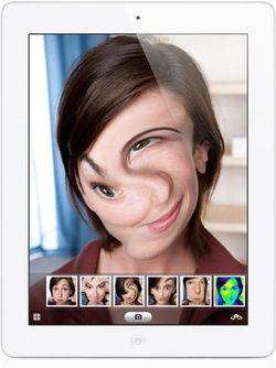 iPad 2 Blanc