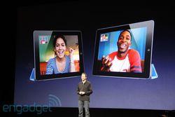 iPad 2 FaceTime 2