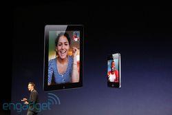 iPad 2 FaceTime