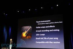 iPad 2 GarageBand 01