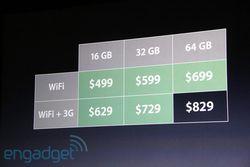 iPad 2 prix