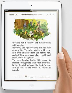 iPad Mini pouce