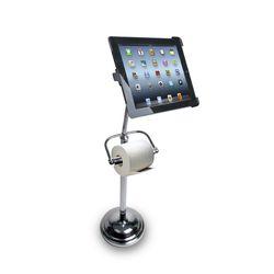 iPad toilettes 1