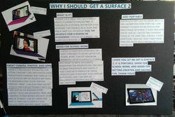 iPad vs surface 2