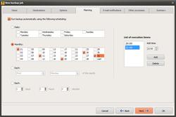 Iperius Backup Free screen1