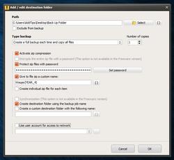 Iperius Backup Free screen3