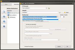 Iperius Backup Free screen4