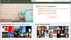 Ipernity ipernity page accueil