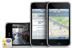 iPhone 3G Google Maps