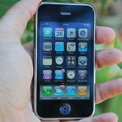 iPhone 3Gs dossier mini