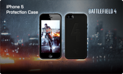 iPhone 5 BF4