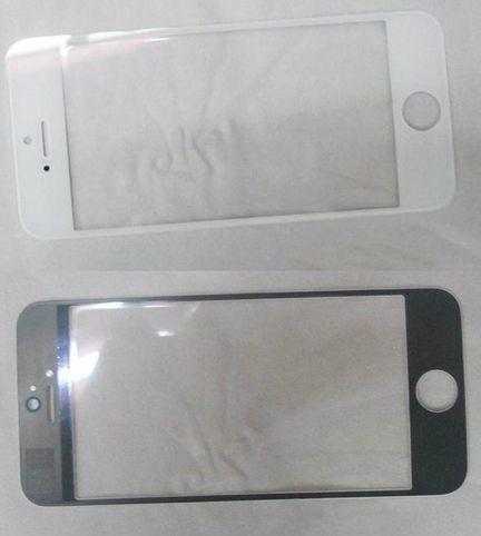 iPhone 5 face avant