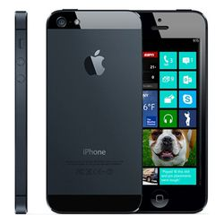 iphone 5 windows phone