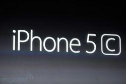 iPhone 5C logo